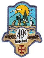 49E GROUPE Scout Lorraine-Rosemère